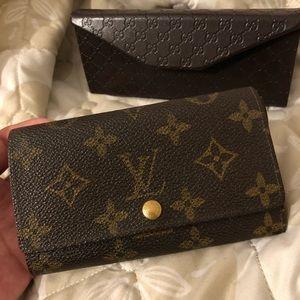 Louis Vuitton 1980s Wallet